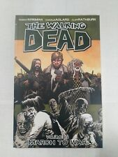 WALKING DEAD VOL 19, MARCH TO WAR, SOFT COVER, Image Comics, AMC!