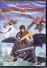 Dvd DreamWorks **DRAGON TRAINER 2** nuovo 2014