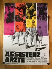 Assistenzärzte (Kinoplakat ´64) - Michael Callan / George Segal / Inger Stevens