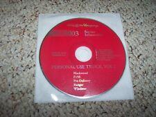 2003 Lincoln Blackwood Truck Shop Service Repair Manual CD 5.4L V8
