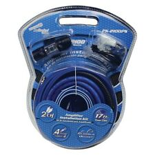 Audiopipe 4 Gauge Amplifier Wiring Kit