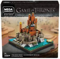 Mega Construx Game of Thrones The Red Keep Building Set