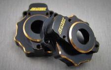 Samix RC Traxxas TRX-4 Brass Portal Knuckle Cover Set TRX4-4013