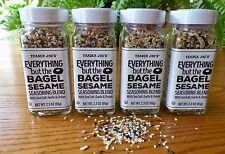 4  Trader Joes EVERYTHING but the BAGEL SESAME Seasoning Blend Free Priority 🌺