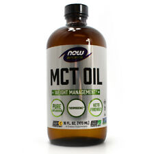 NOW Foods NOW Sports MCT Oil Pure Unflavored - 16 Fl Oz