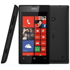 Nokia Lumia 520 8GB Black Unlocked Microsoft Windows Smartphone New Boxed