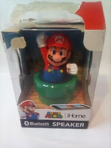 New Nintendo Super Mario ihome bluetooth speaker