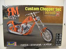 REVELL 1:12 SCALE CUSTOM CHOPPER SET PLASTIC MODEL MOTORCYCLE KIT