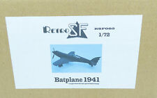Retrokit 1/72 Batplane (1941)