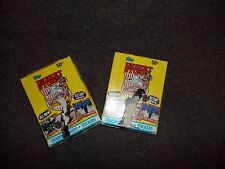 TOPPS 1991 Desert Storm Victory Series Cards Sticker Box of 36 Wax Packs Vintage