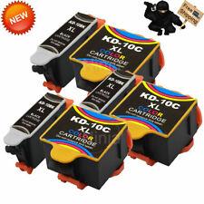 6 Pack For Kodak 10 XL Ink Cartridge Fits ESP 3 5 7 9 3250 5210 5250 6150 9250