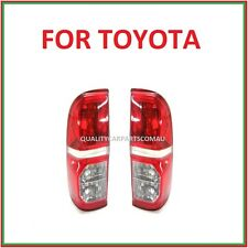 Tail lights left & right pair for Toyota hilux  2005-15