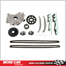 Timing Chain Kit Oil Pump fit 91-01 Ford Mustang F-150 F-250 Town Car 4.6L Romeo