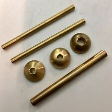 Brass SPRUE FORMER 3 Sizes CONE DOME RUBBER MOLD LOST WAX CASTING INJECTOR HOLE