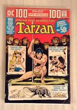 100 Page Super Spectacular# 19  , August 1973 Tarzan FIne+ Condition
