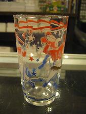 1950'S Basketball Baseball Hockey Football Drinking Glass