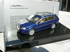 AUTOart 1/43 VW VOLKSWAGEN GOLF V Variant BREAK Bleue!!