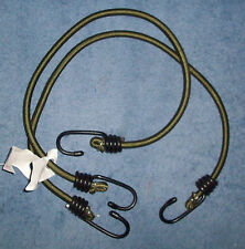 """OCKY STRAPS OLIVE GREEN PAIR 18"""" - AUSSIE ARMY CAMPING USE"""
