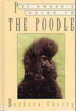 POODLE Barbara Cherry **LIKE NEW COPY**