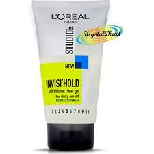 Loreal Studio Line Invisi Hold Natural Clear Non Sticky Non Stiff Hair Gel 150ml