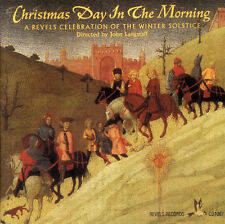 Revel Players - Christmas Day in the Morning [New CD]