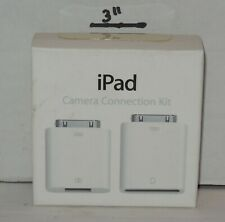 Genuine Apple iPad Camera Connection Kit MC531ZM/A In Box