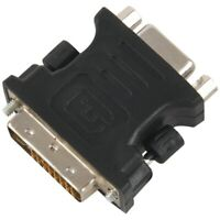 Adapter DVI 24+5 Stecker analog auf VGA Buchse 1PCS B8Y9