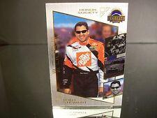 Parallel Tony Stewart #20 Home Depot  Press Pass Eclipse 2003 Card #P50 Solar