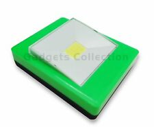 120 Lumen Battery Operated COB LED Bright Night Light Switch Wireless GREEN