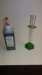 Blaulauge 250 ml Acidometer Set -Säurebestimmung - Acidometer 0-20