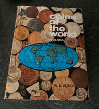 More details for coins of the world 1750-1850 by william d. craig | hardback 1966