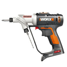 Worx 20V 2 In 1 Cordless Lithium Switchdriver Drill and Driver Tool (Tool Only)