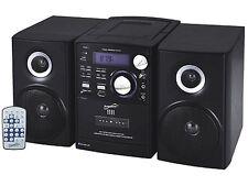 Supersonic SC-807 Shelf MP3/CD Player +Bluetooth +AM/FM Radio +Cassette Recorder