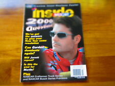 Inside NASCAR Magazine, March 2000, Preview Issue, Daytona Poster