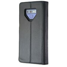 Case-Mate Wallet Folio Genuine Leather Case for Samsung Galaxy Note9 - Black