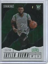 Jaylen Brown 2017 Panini Father's Day Foil Rookie #23/50