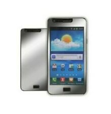 PROTECTION FILM GLASS SCREEN MIRROR EFFECT SAMSUNG GALAXY S2 i9100 LCD