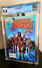 New Avengers #7 (2005) Key 1st Appearance Illuminati CGC 9.8 Sentry Wrecker WP