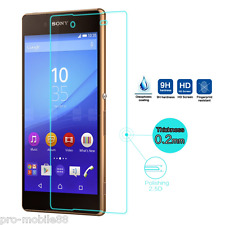 Sony Xperia Z5 - Premium Real Tempered Glass Screen Protector Film [Pro-Mobile]