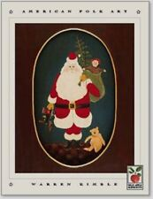 art print~HOME SWEET HOME~Warren Kimble~folk~house~cat White Picket Fence