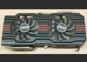 Asus Radeon GPU Heatsink & Fans