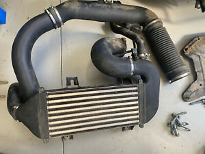 Ford Territory SX SY SY2 GHIA TURBO Top Mount Intercooler Setup Complete