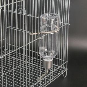 Pet Rabbit Hamster Drinker Nipple Bottle Dispenser Hanging Automatic Dev.hc