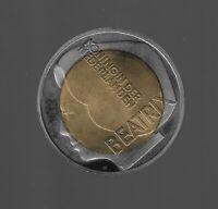 """5 Euro Niederlande 1996 """"Königin Beatrix"""" Probe/Medaliie - prägefrisch"""