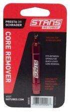 Stan No Tubes Valve Core Remover-presta ou schrader-MTB Tubeless