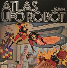 Actarus – Atlas Ufo Robot - Vinile in edizione numerata per il RSD - Goldrake