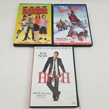 3 Dvd Comedy Movies Lot Snow Day / Hitch / Saving Silverman / Lot Of 3