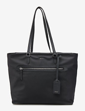 Black Authentic DKNY Casey Medium Tote Bag Handbag