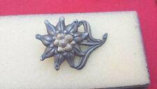 Edelweiss en métal