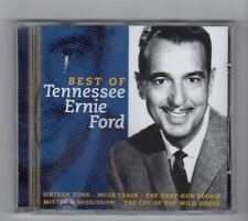 (HW672) Best of Tennessee Ernie Ford - 1998 CD